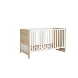 Lit Baby 70 x 140 cm Evan  - 1