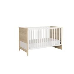 Lit Baby 70 x 140 cm Evan  - 2