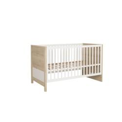 Lit Baby 70 x 140 cm Evan  - 3