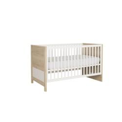 Lit Baby 70 x 140 cm Evan  - 4