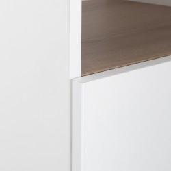 Rangement 2 niches Nestor,Armoire, Chambre à coucher,Module