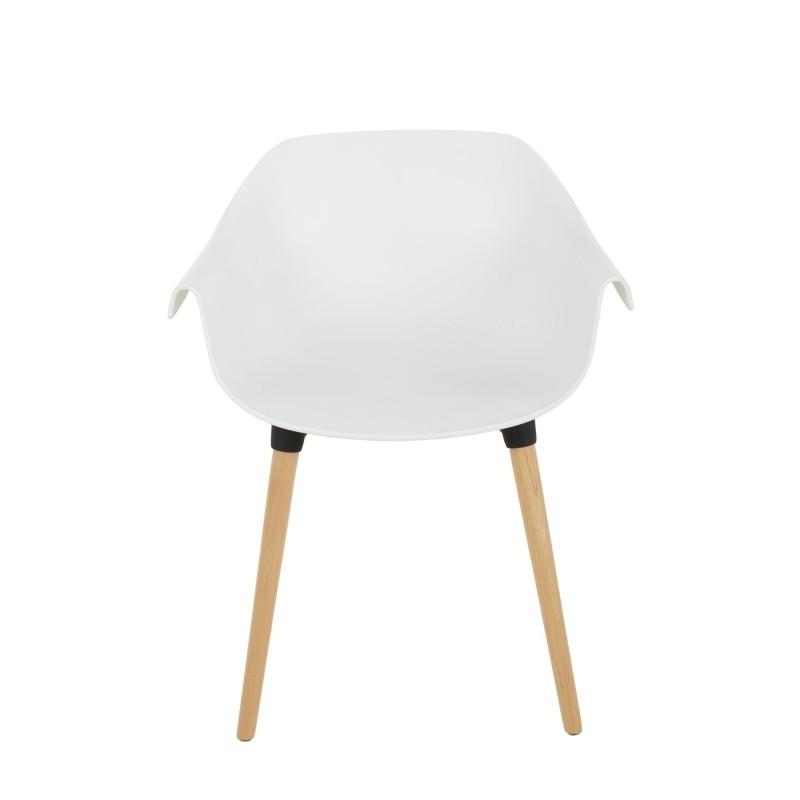 Fauteuil LUMA,Chaises, Salle à manger,Hauteur assise: 45 cm.