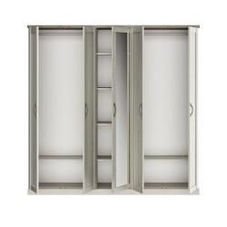 Kleiderschrank CHAMONIX 5 Türen  - 2
