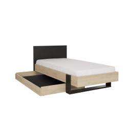 Zusatzschublade für Bett DUPLEX  - 1