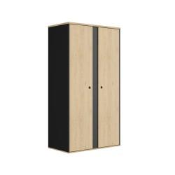 Schrank DUPLEX 2 Türen  - 2
