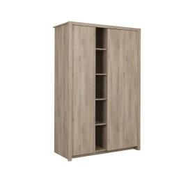 Armoire ETHAN 2 portes  - 1