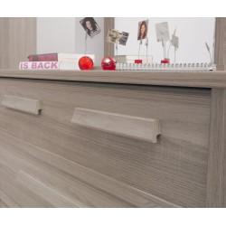 Commode HANGUN 3 tiroirs,Commode, Chambre de Jeune,Finition(s):