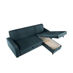 Canapé d'angle KIRSTEN  - 5