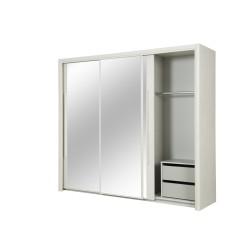 Armoire Cyrus 3 portes,Armoire, Chambre à coucher,Armoire avec