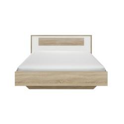 Lit Curtys,Cadre de lit, Chambre à coucher,Lit Curtys. 1 kit 2