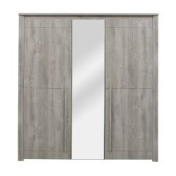 Armoire EDEN 3 portes,Armoire, Chambre à coucher