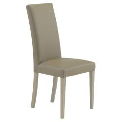 Lot de 2 chaises AVA,Chaises, Salle à manger,Structure en hêtre