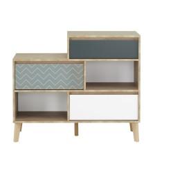 Commode Larvik 3 tiroirs,Commode, Chambre à coucher,3 tiroirs