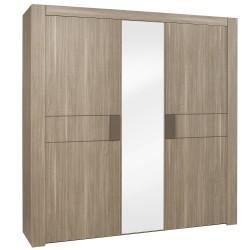 Schrank Moka Drei Türen  - 1