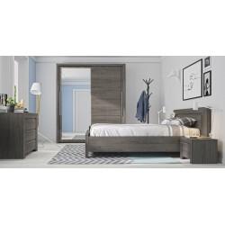 Armoire Sarlat 2 Portes,Armoire, Chambre à coucher,Armoire