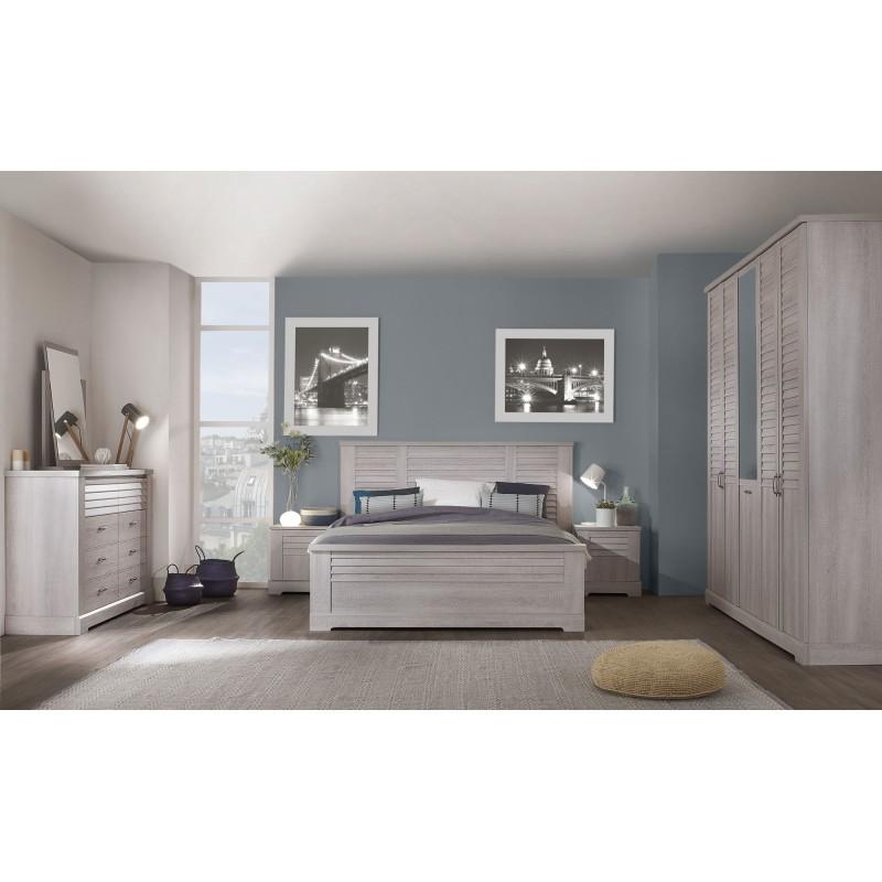 Lit Thelma,Cadre de lit, Chambre à coucher,Pour un cadre de lit
